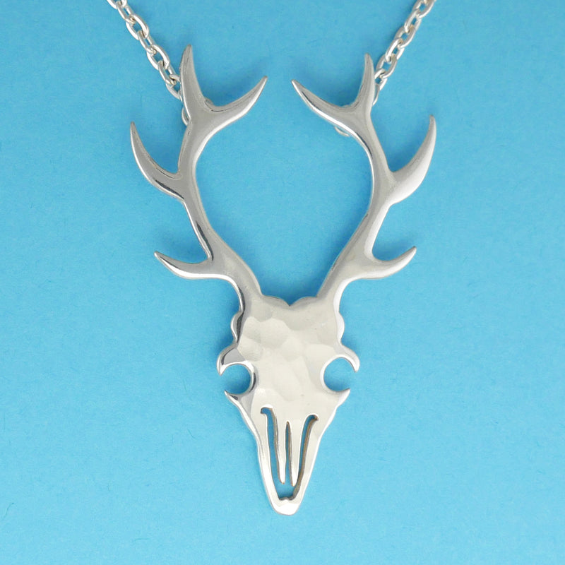 Deer Skull Necklace - Charmworks