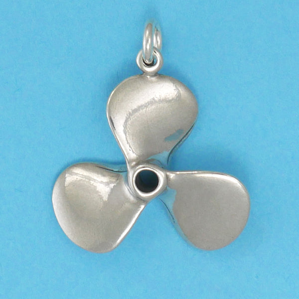 Boat Propeller Charm - Charmworks