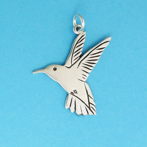 Hovering Hummingbird Charm - Charmworks