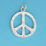 Peace Sign Charm/Pendant