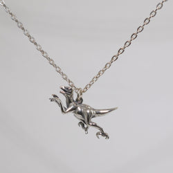 Velociraptor Necklace - Charmworks