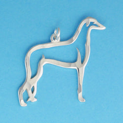 Greyhound Charm - Charmworks