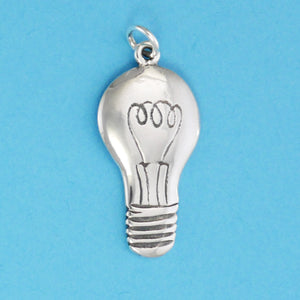 Light Bulb Charm - Charmworks