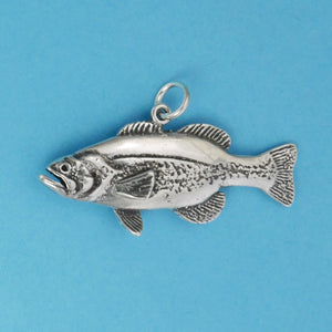 Largemouth Bass Charm - Charmworks