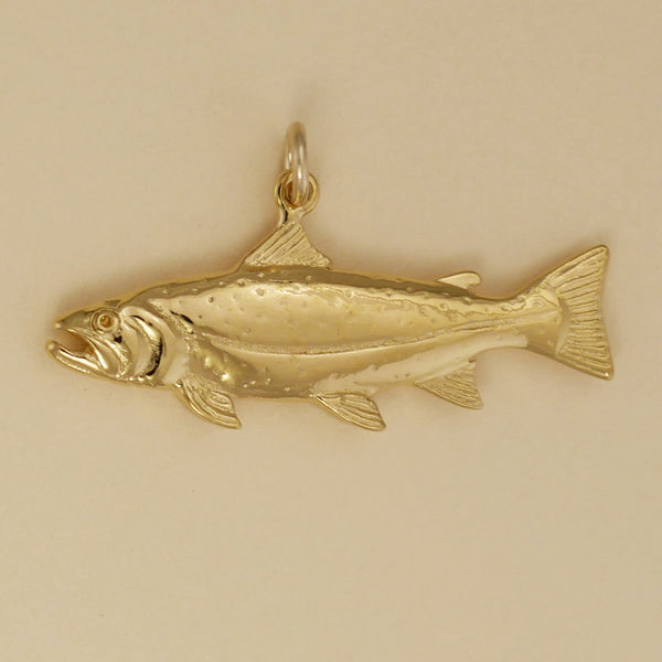 Trout Charm - Charmworks