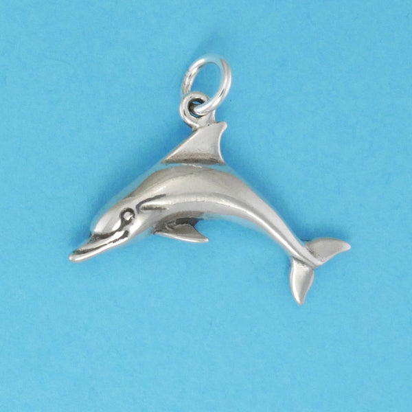 Bottlenose Dolphin Charm - Charmworks