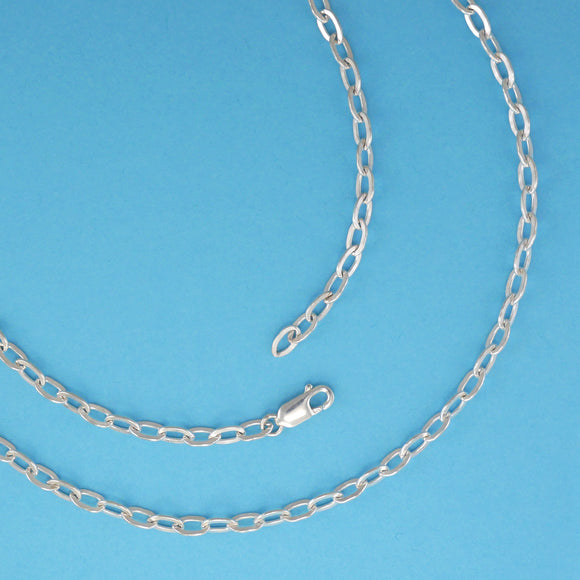 Heavy Drawn Flat Cable Chain