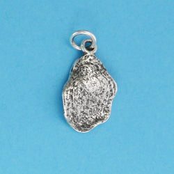 US made sterling silver potato chip charm.