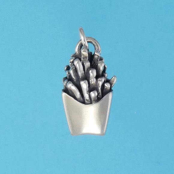 French Fries Charm - Charmworks
