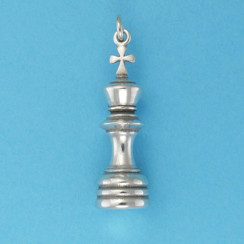 King Chess Piece Charm - Charmworks