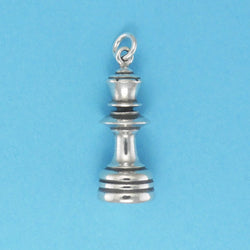 Queen Chess Piece Charm - Charmworks