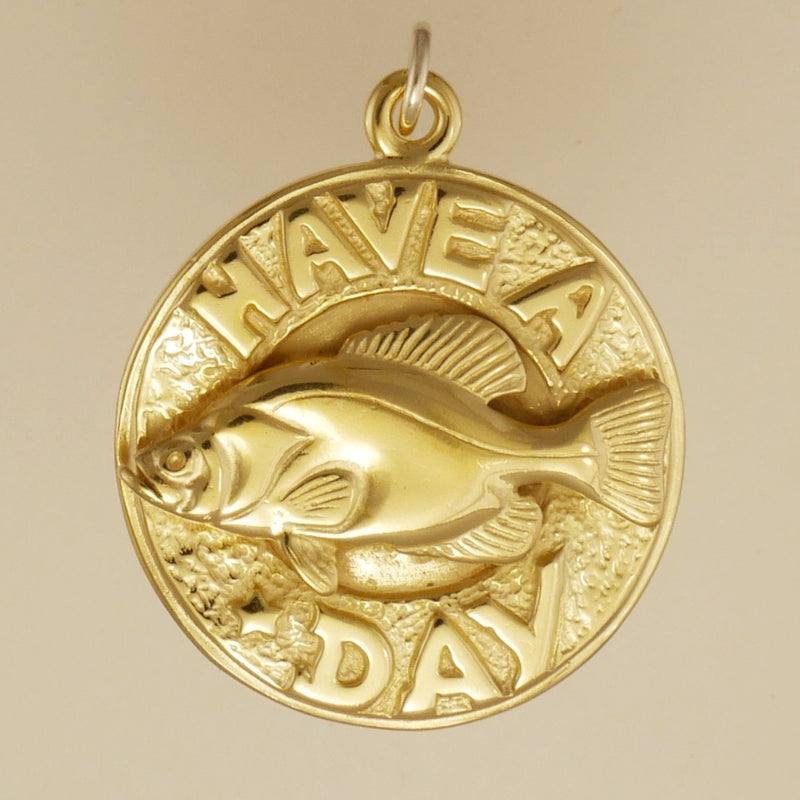 Have A Crappie Day Pendant - Charmworks
