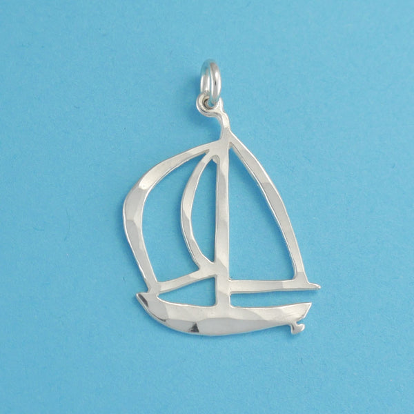 Sailboat Charm - Charmworks