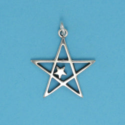 Big Star Little Star Charm - Charmworks