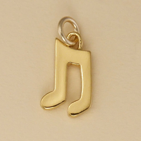 Musical Note Charm - Charmworks