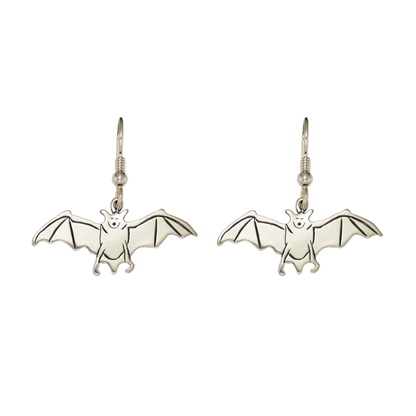 Drive Me Batty Earrings - Charmworks