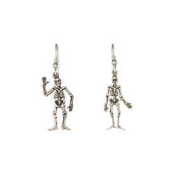 Mr. Bonejangles Earrings - Charmworks