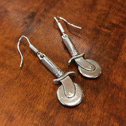 Pizza Cutter Earrings - Charmworks