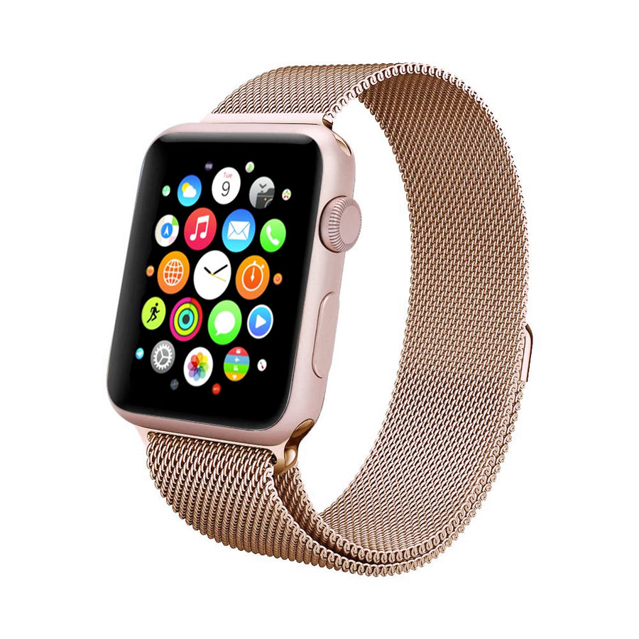 Veecircle Milanese Loop Stainless Steel for Apple Watch Series 1/2/3/4/5