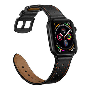 Veecircle High Quality Leather Strap Compatible With Apple Watch Series 1/2/3/4/5