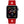 Veecircle Christmas Red Flower Silicone Strap , Compatible With Apple Watch Series 5/4/3/2/1