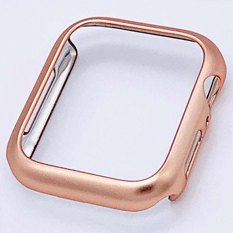 For Apple Watch Series 4,Ultra Thin Plastic Bumper Case - Veecircle