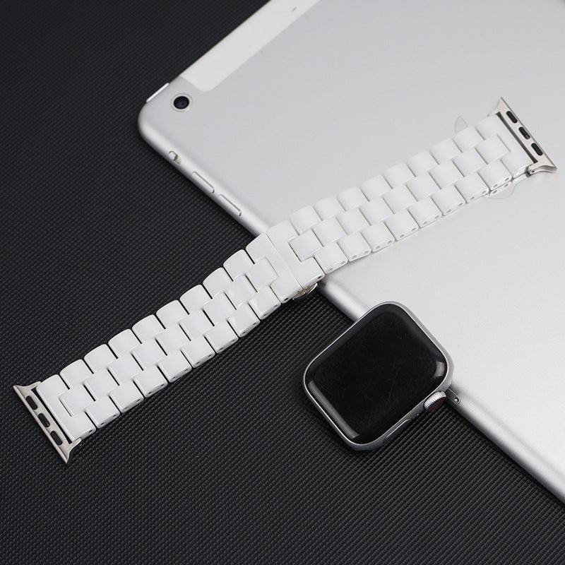 Veecircle Deluxe Ceramic Strap for Apple Watch Series 1/2/3/4/5