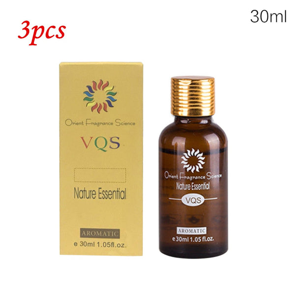 3PCS 30 ML Orient Fragrance Science Natural Pure Ultra Brightening Essential Oil