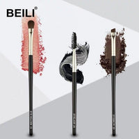 BEILI high quality Small brush kit Synthetic Hair