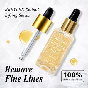 BREYLEE 100% Natural Retinol Lifting Firming Serum