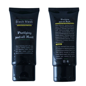 Blackhead Removal Mask Deep Cleansing Purifying Peel Off Facial Black Mask