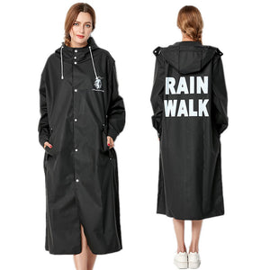 EVA Women Raincoat Impermeable