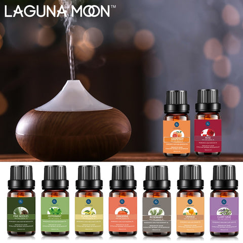 Lagunamoon 10ML Pure Essential Oils Organic