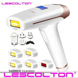 Lescolton 4in1 IPL Epilator Permanent Laser Hair Removal LCD Display 1000000 Pulses