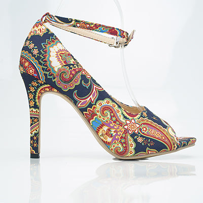 Exquisite High Heels Increased Stiletto Super Peep Toe Sandals