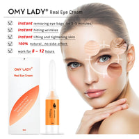 OMYLADY EyeCream Instant Remove Eyebags Firming Eye Anti Puffiness Dark Circles