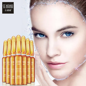 SENANA Niacinamide Anti-Aging Face Serum+24k gold Ampoule essence Whitening Moisturizing Lifting Firming
