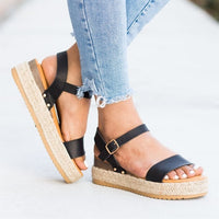 Sandals Wedges Shoes For Women High Heels Sandals