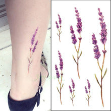 25 design Waterproof Temporary Tattoo sticker