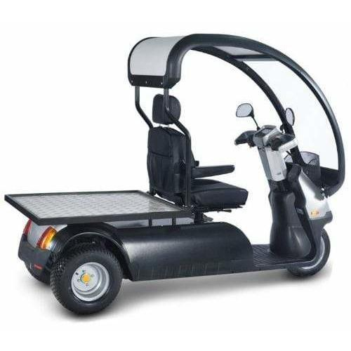 Afikim Afiscooter M Cargo Electric Three-Wheel Mobility Scooter FTM3014