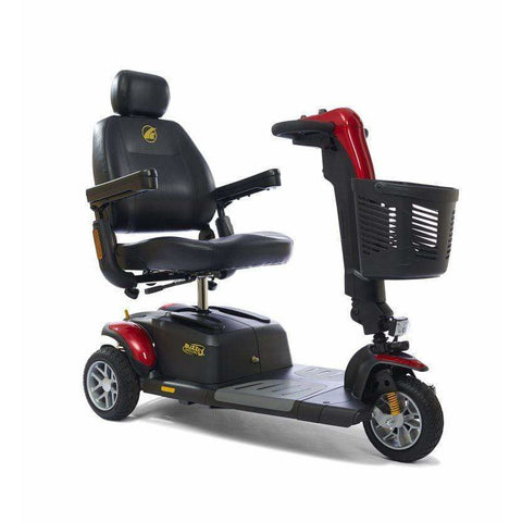 AmeriGlide Golden Buzzaround LX Travel  3-Wheel Mobility Scooter