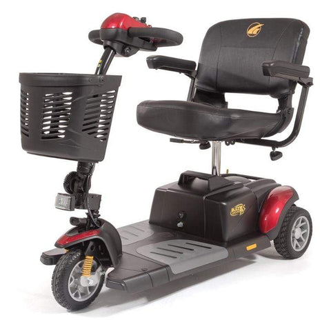 AmeriGlide Golden Buzzaround XLS-HD 3 Wheel Mobility Scooter