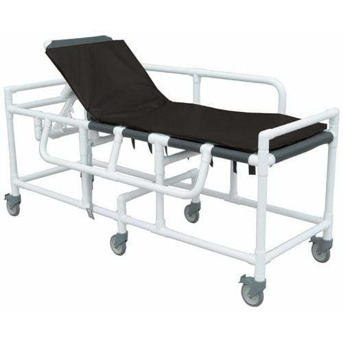 Convaquip Bariatric MRI Safe Gurney Hospital Bed 911-B