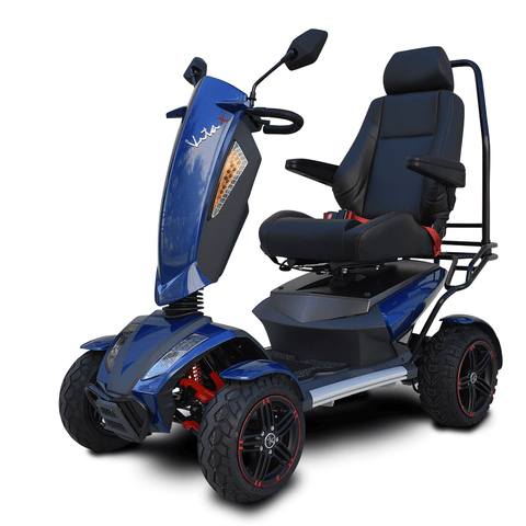 EV Rider Vita Monster 12V/75Ah 900W 4-Wheel Mobility Scooter S12X