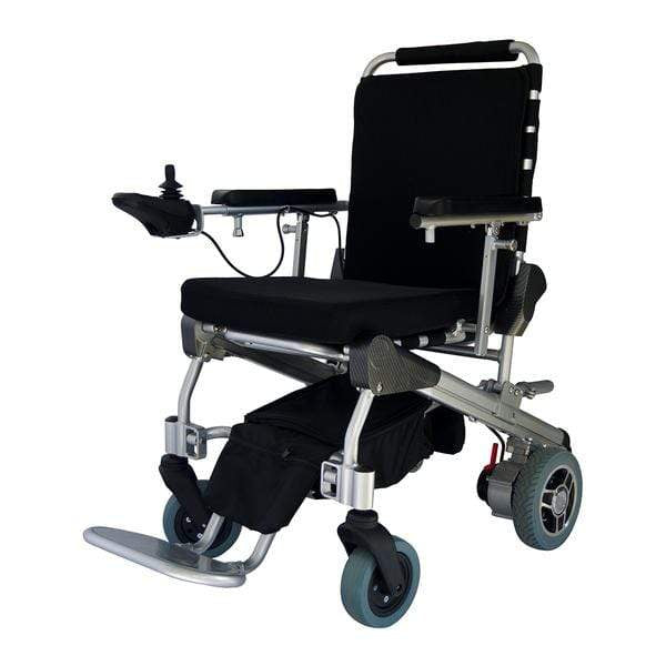 EZ Lite Cruiser Deluxe Slim Power Wheelchair SX8