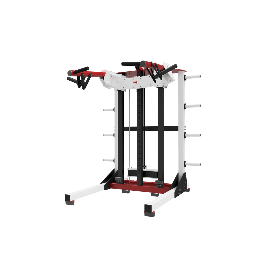 Fusion Fitness Designs Master Press Heavy-Duty Strength Machine FFD-MP