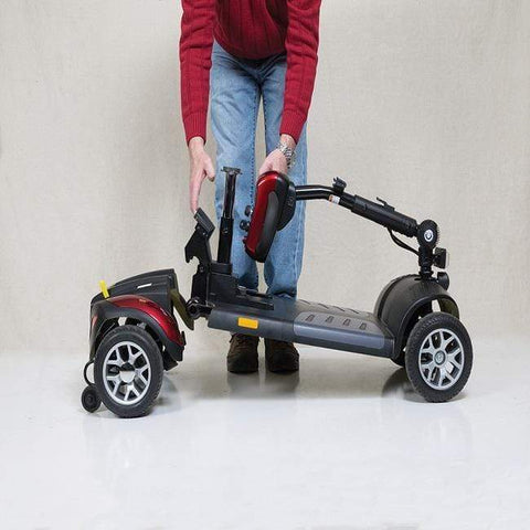 Golden Buzzaround XL 4-Wheel Mobility Scooter