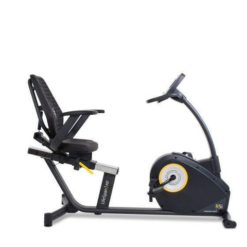 Lifespan R5i Recumbent Exercise Bike