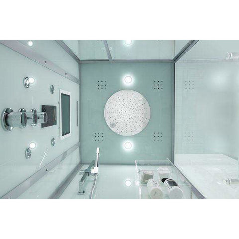 Maya Bath Arezzo Platinum Steam Shower 200