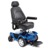 Image of Merits Health Compact FWD/RWD Dualer Electric Wheelchair P312
